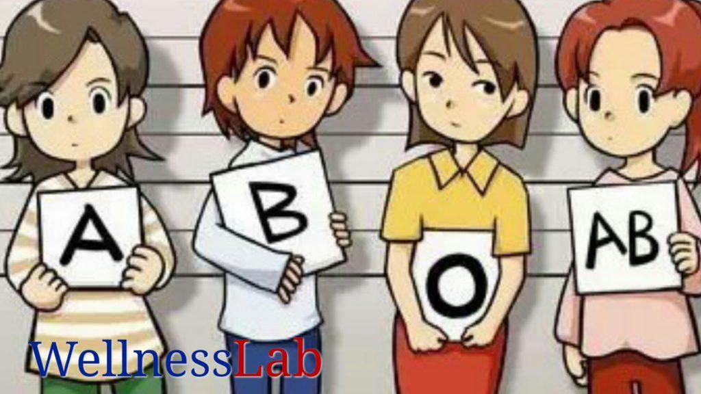 bloedgroepen in Japan